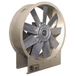 Parkeergarage ventilatoren